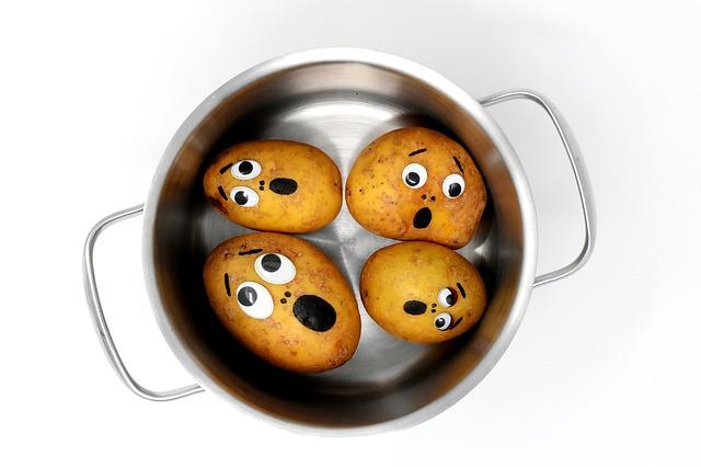 υδατανθρακες - πατατες
