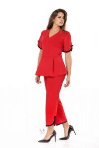 e8eac1c5f54 Modernoraptiki.gr - Γυναικεία Ρούχα Σε Μεγάλα Μεγέθη - Μπλούζα Κόκκινη
