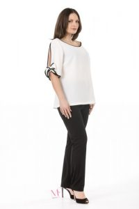 87847a21f6b Modernoraptiki.gr - Γυναικεία Ρούχα Σε Μεγάλα Μεγέθη - Μπλούζα Crep Moss